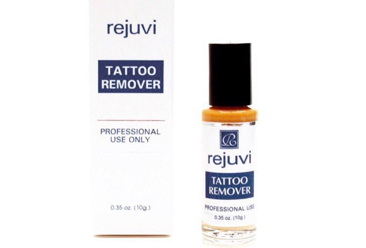 Rejuvi Tatoo Remover